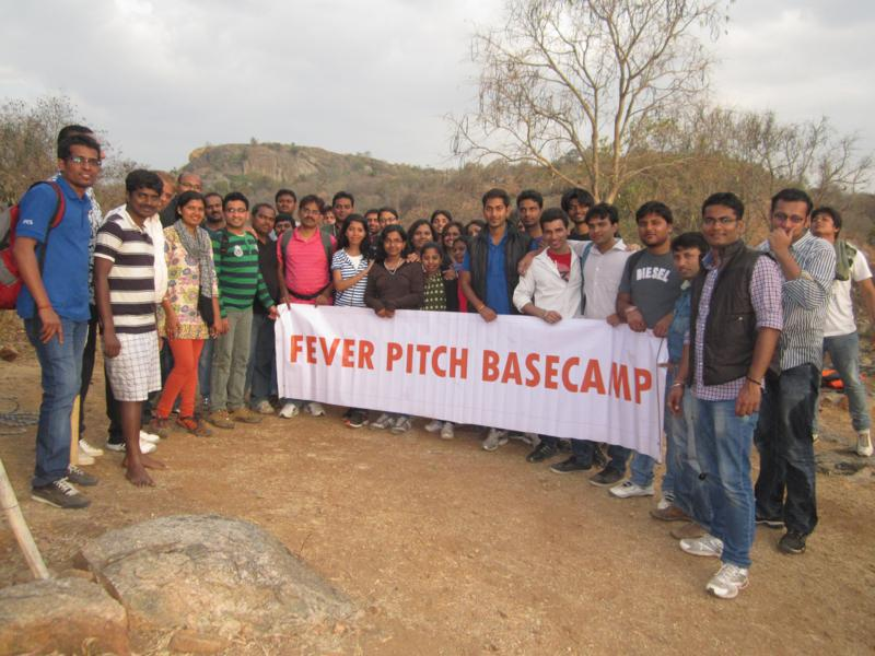 Corporate Team Outing – wipro