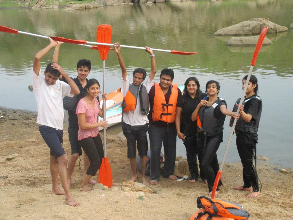 Corporate Team outing- Team Rotaract Bangalore Indiranagar