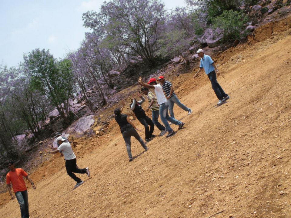 Corporate team outing Bangalore – Team Target India