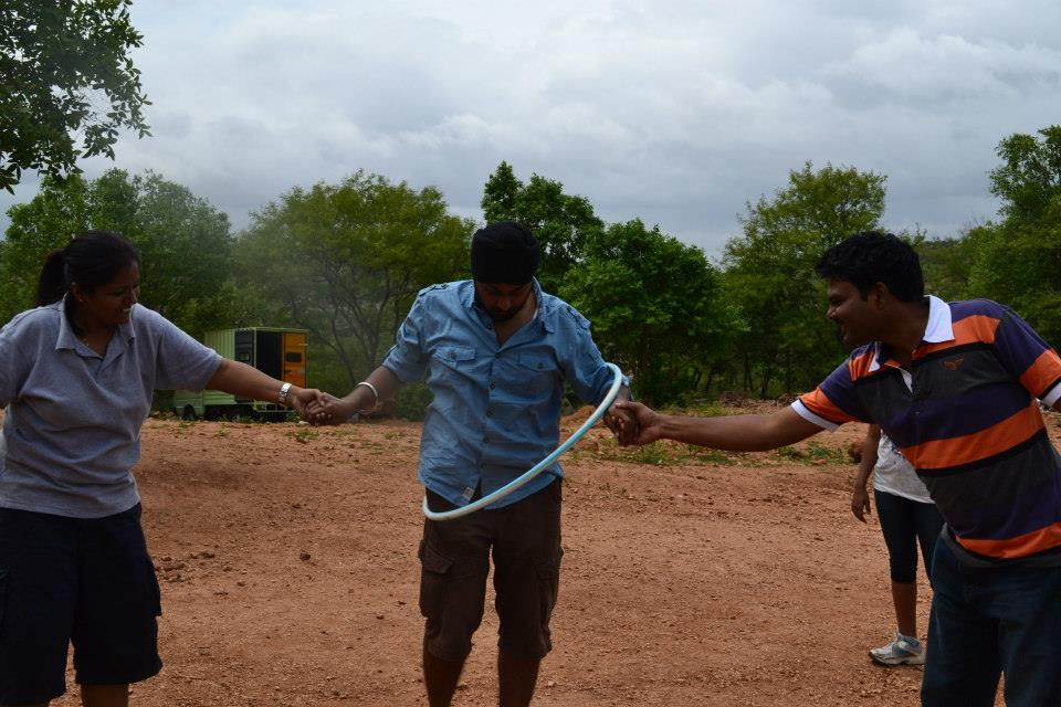 Corporate Team Outing Bangalore – Team GE