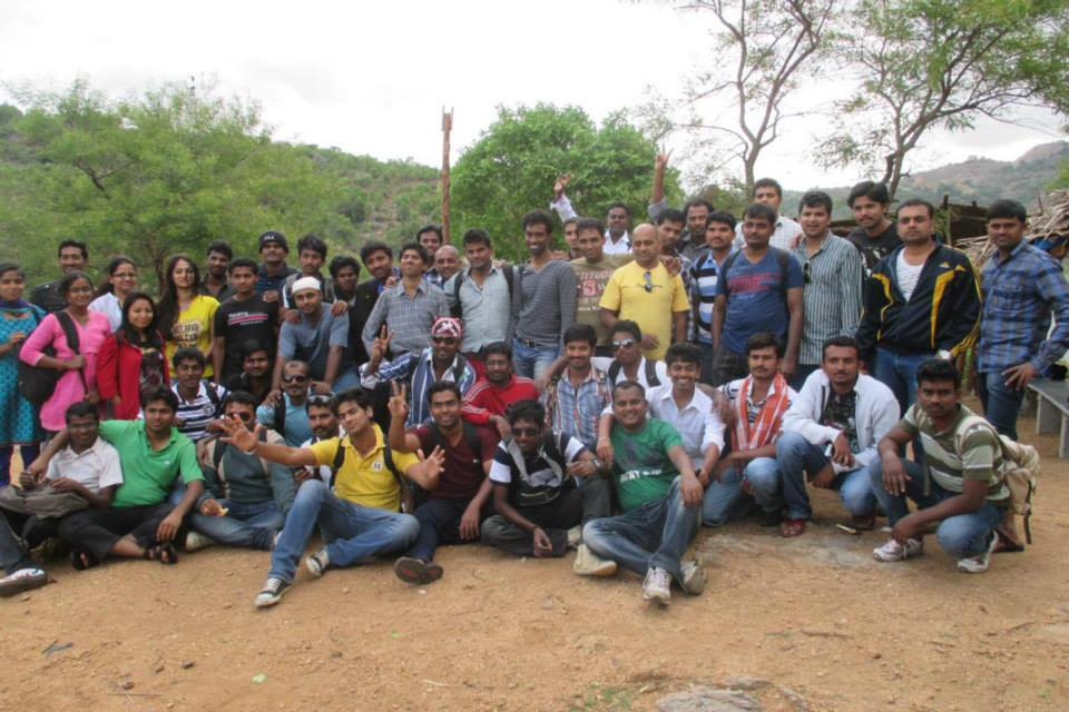 Corporate Team Outing Bangalore – SLK Global Bpo