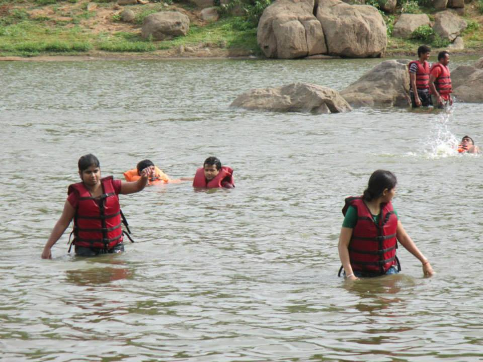 Corporate Team Outing Bangalore – Team outing for IMS health