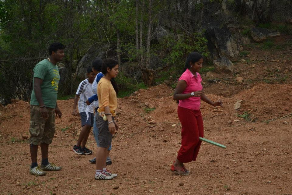 Corporate Team Outing Bangalore – Team outing for Accenture –team 3