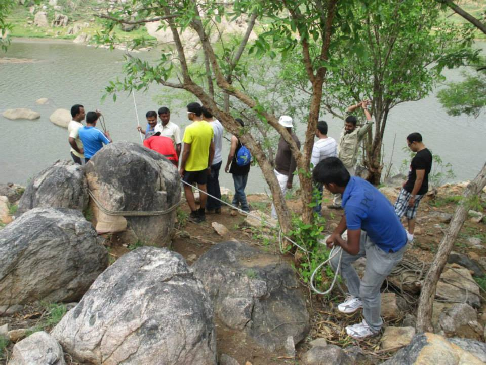 Corporate Team Outing Bangalore – Team outing for Harman