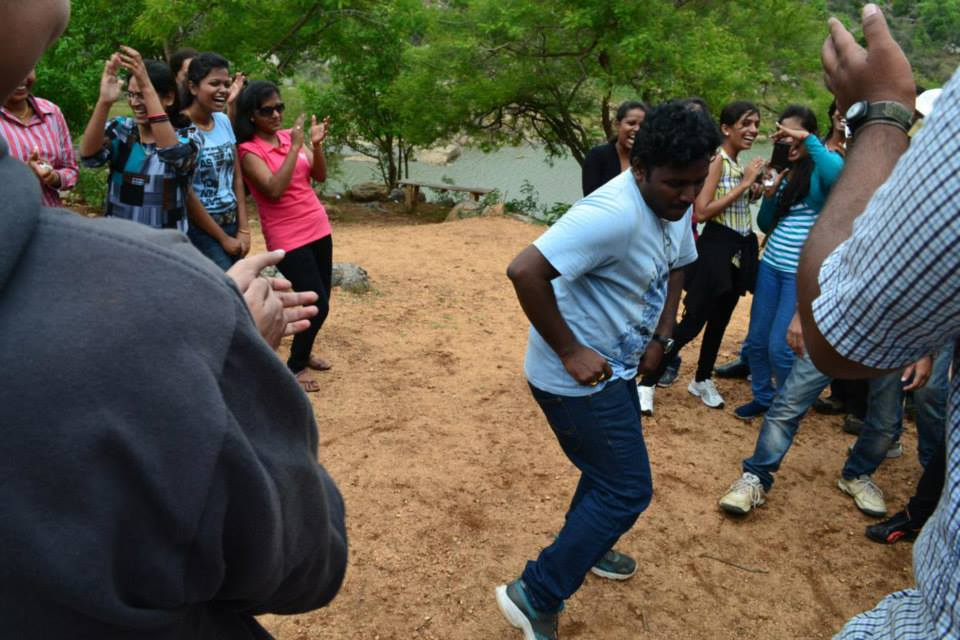 Corporate Team outing Bangalore – Accenture