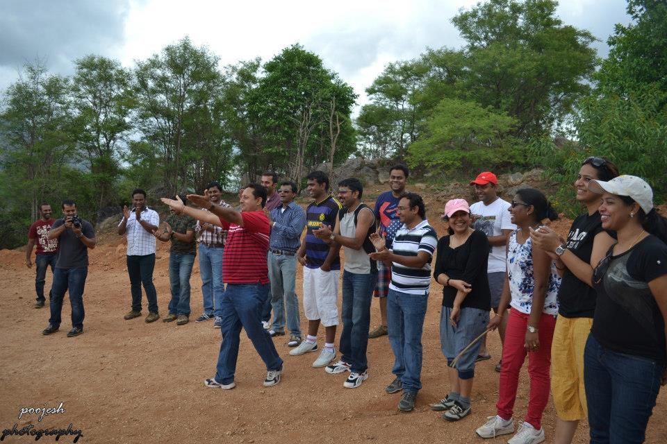 Corporate Team outing Bangalore – HSBC