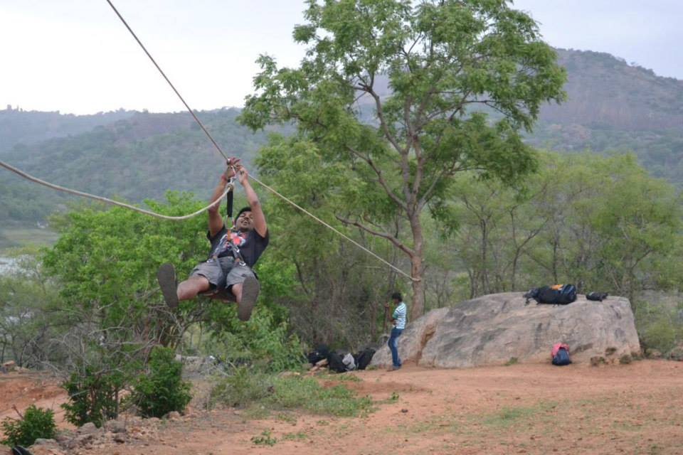 Corporate Team outing Bangalore – Citrix1