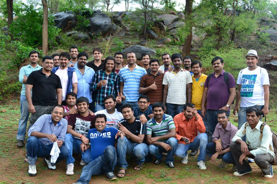 Corporate Team outing Bangalore – Societe Generale