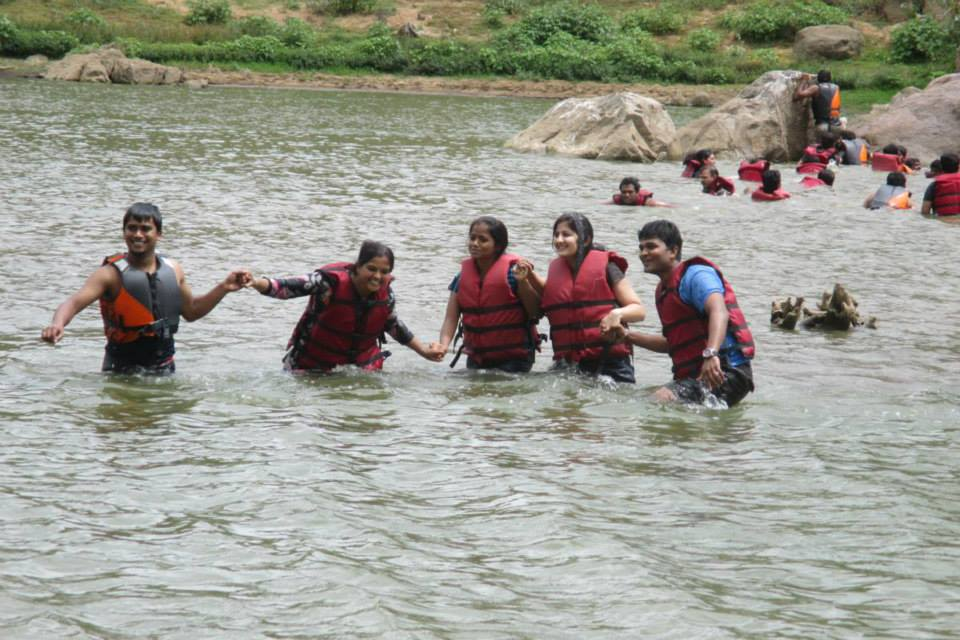 Corporate Team outing Bangalore – SLK Software