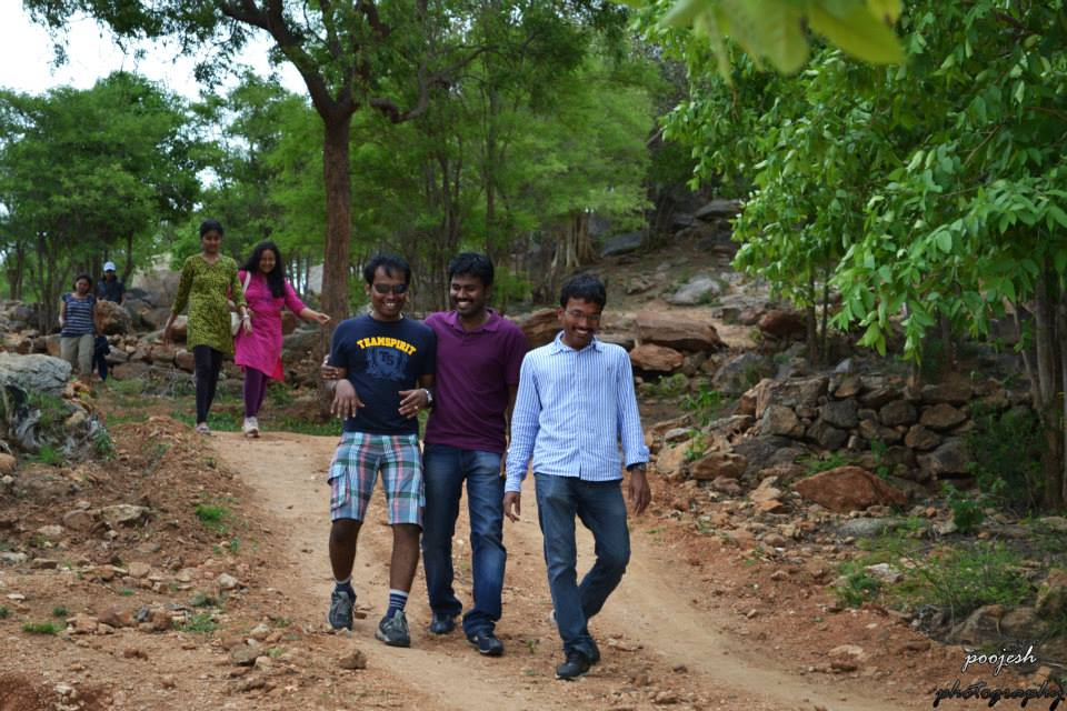 Corporate Team outing Bangalore – CISCO