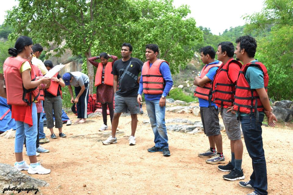 Corporate Team outing Bangalore – HP1