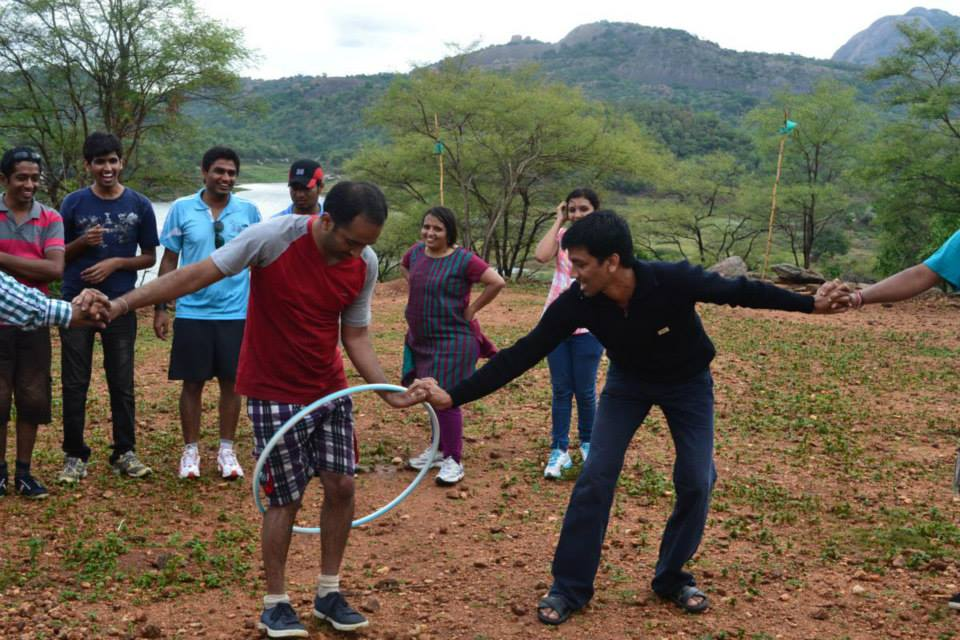 Corporate Team outing Bangalore – Span Infotech
