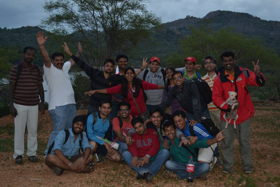 Corporate Team outing Bangalore – GE (Transportation)
