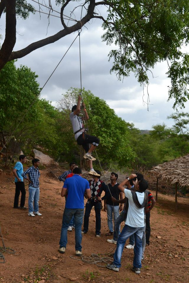 Corporate Team outing Bangalore – Whitelabelled