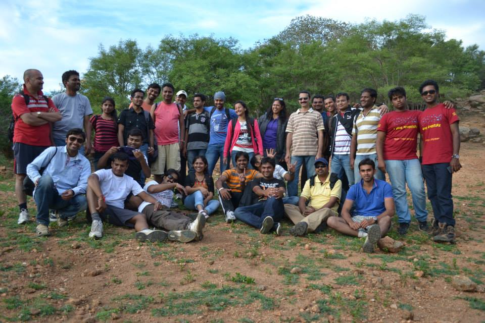 Corporate team outing Bangalore – Mindtree (AOL)