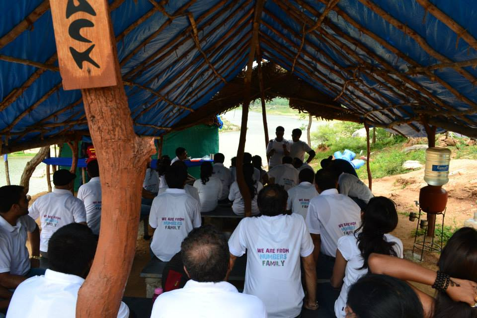 Corporate team outing Bangalore – Hi Fidelity Solutions (AOL)