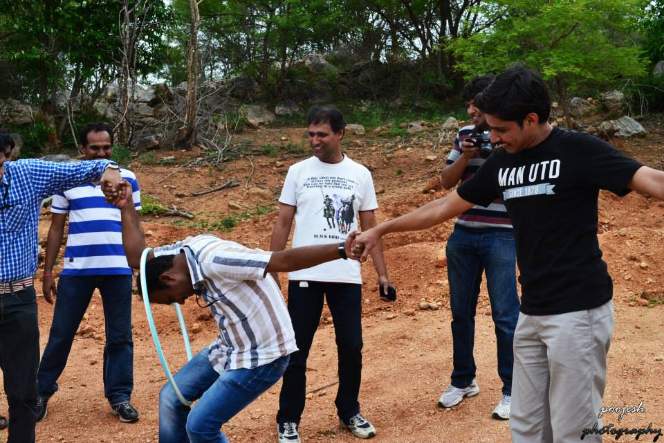 Corporate Team outing Bangalore – Misys