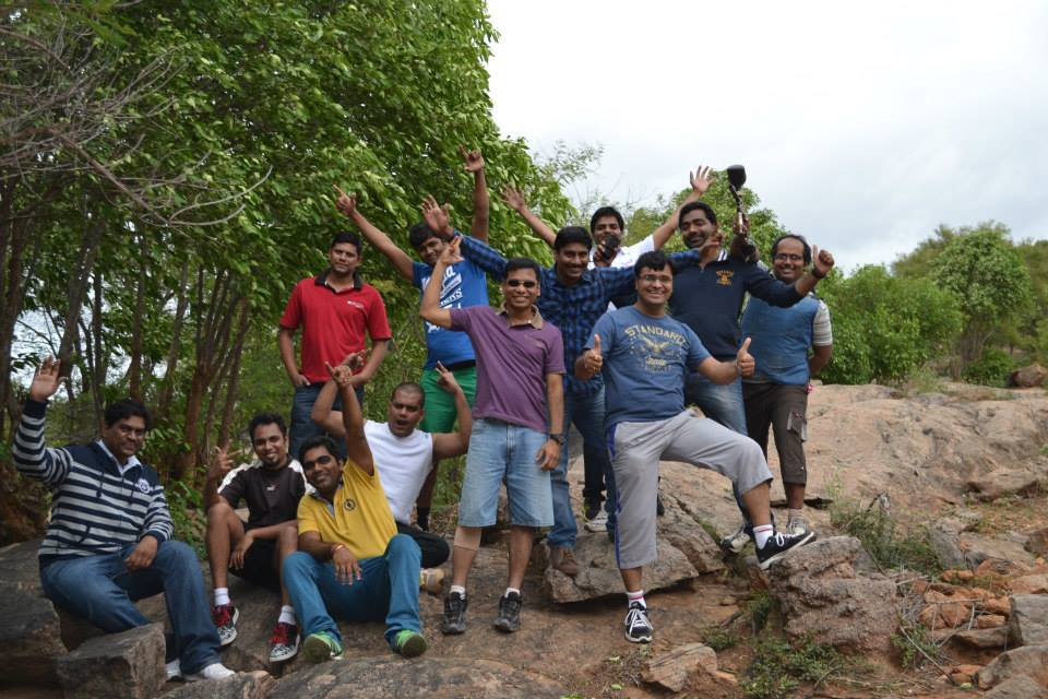 Corporate Team outing Bangalore – Datavail