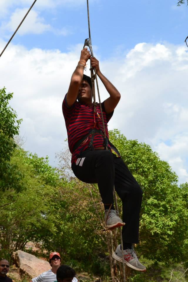 Corporate Team outing Bangalore – Citrix