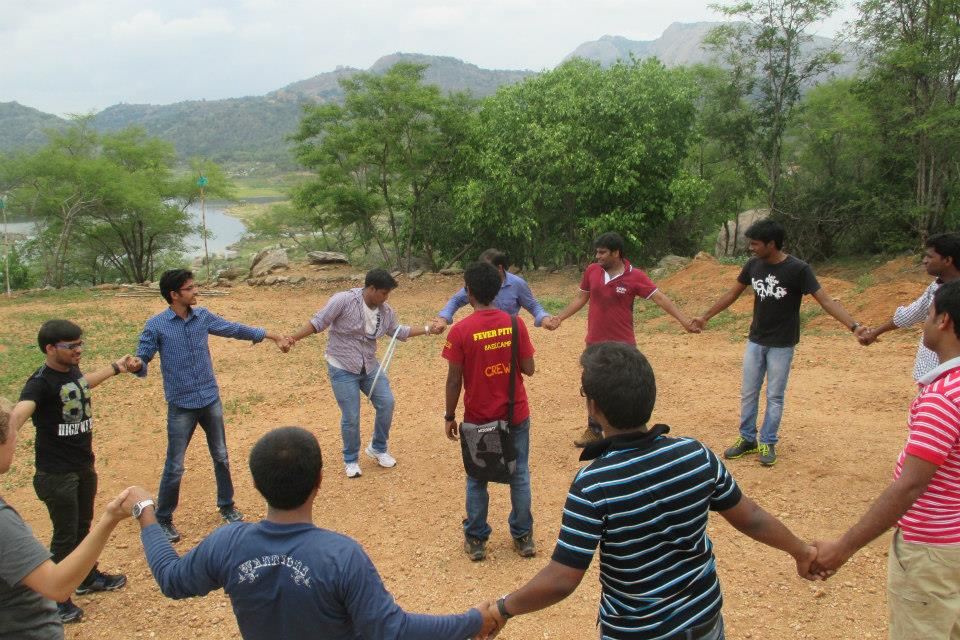 Corporate Team outing Bangalore – Wipro