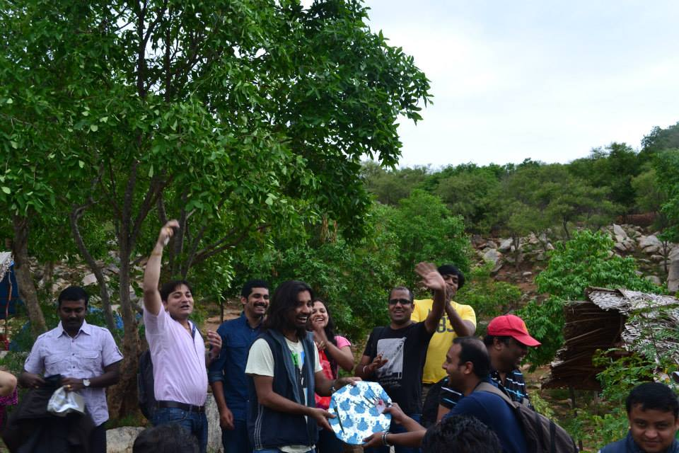 Corporate Team outing Bangalore – HP2