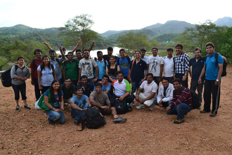 Corporate Team outing Bangalore – GE (Aviation)