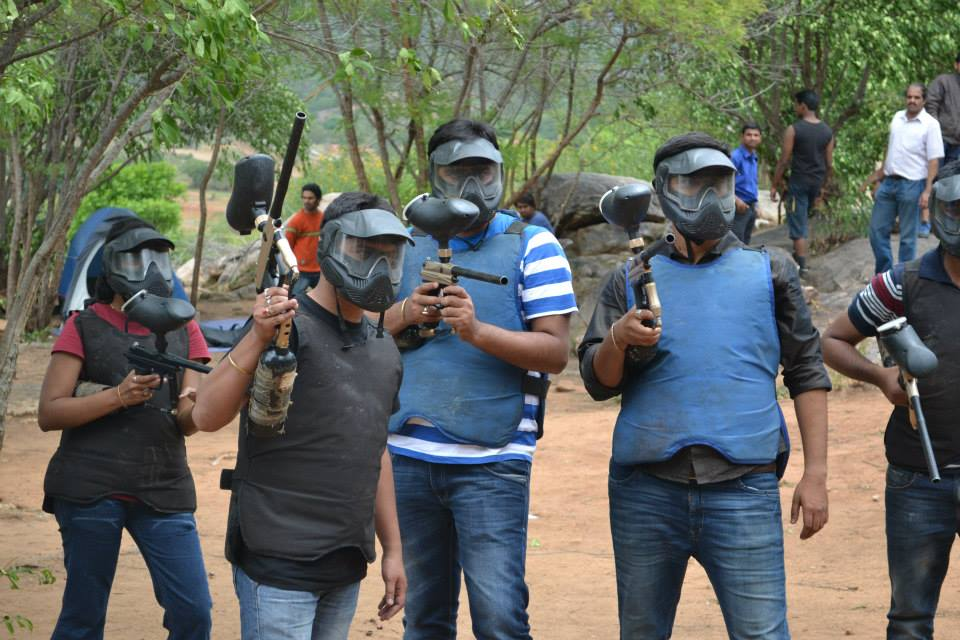 Corporate Team outing Bangalore – Flipkart