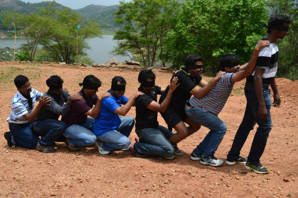 Corporate Team outing Bangalore – GE (Transportation)1