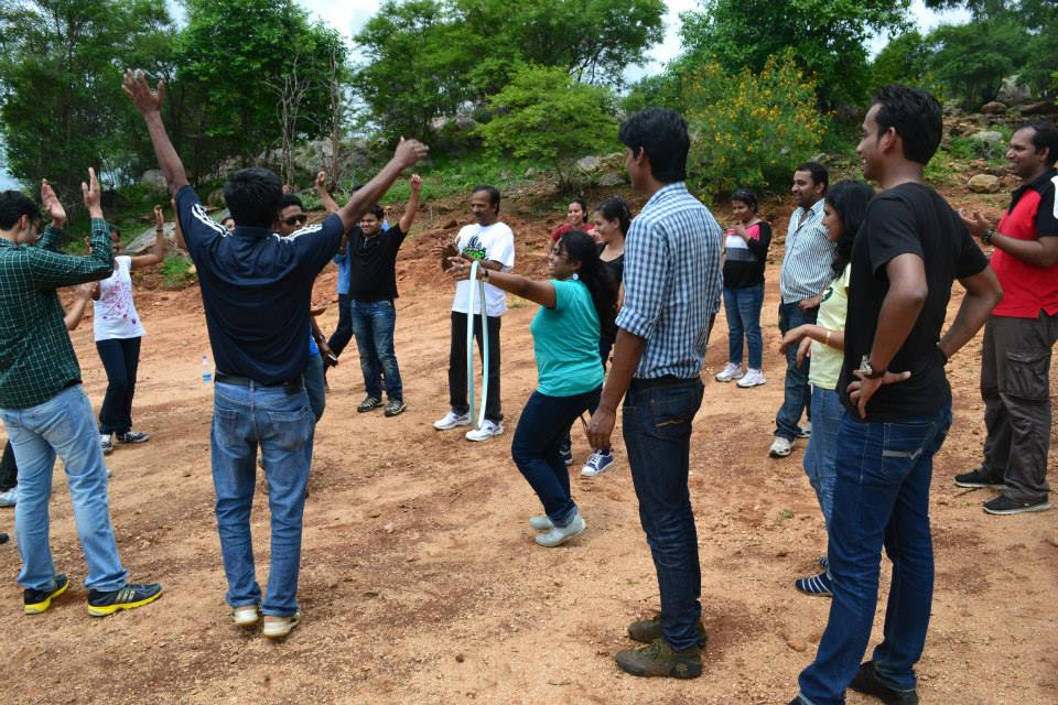 Corporate Team Outing Bangalore – Sabeela & Team from Wipro