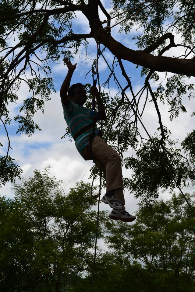 Corporate Team Outing Bangalore – Sheetal & Team from Cognizant