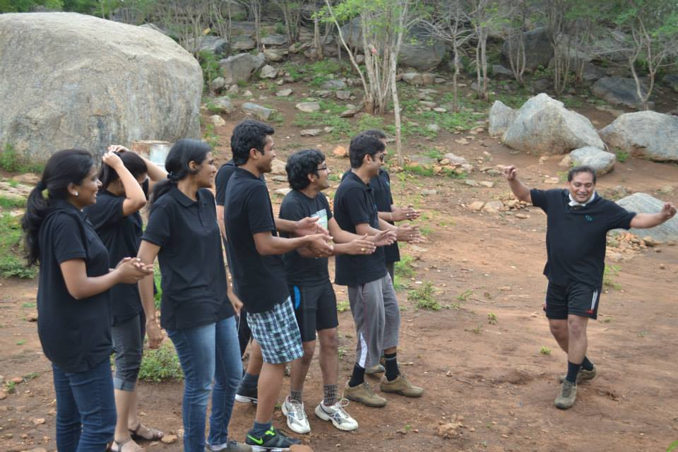 Corporate Team Outing Bangalore – Akhil & Team from Indegene