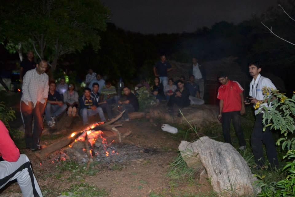 Corporate Team Outing Bangalore – Soham & Team from Airbus