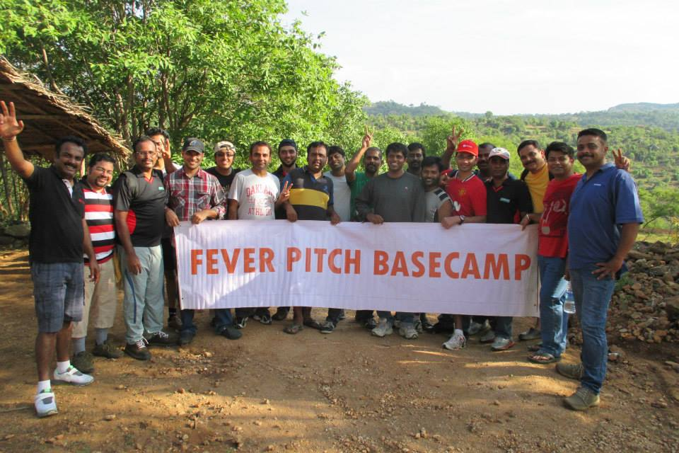 Corporate Team Outing Bangalore – Sukesh & Team from Microsoft